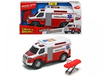 Simba Action Series Auto Ambulance 30cm